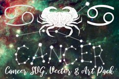 Cancer Zodiac, Constellation, Horoscope Pack Product Image 1