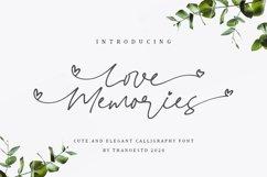 Love Memories Product Image 1