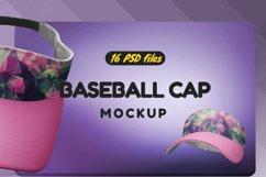 Baseball Cap Mockup Product Image 2