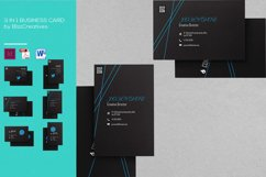 3 In 1 Simple Business Card Product Image 5