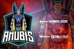 Anubis mascot logo design Product Image 2