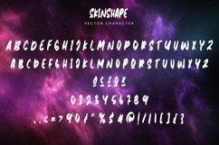 Web Font Skinshape - Energetic SVG Font Product Image 5