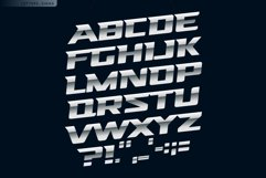 Headline Steel Font Product Image 2