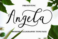Angela SCRIPT Product Image 1