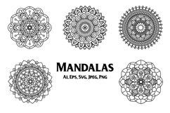 Mandalas Product Image 6