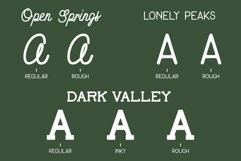 Open Springs - Font Trio Product Image 4