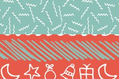 Christmas seamless pattern collection Product Image 4