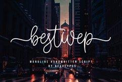 Bestwep | Monoline Handwritten Script Product Image 1