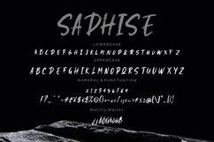 Sadhise Handdrawn Gothic Brush Product Image 3