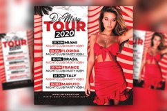 Artist Tour Flyer Product Image 1
