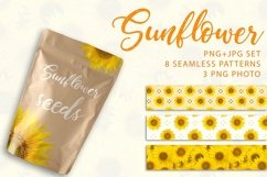 Sunflower. JPG, PNG. Product Image 1