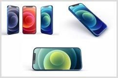 iPhone 12 Pro Mockups Product Image 5