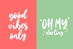Homeday - Lovely Handrawn Font Product Image 6