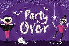 Grim Reaper - Creepy Halloween Font Product Image 4
