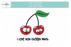 Valentine Cherries Product Image 1