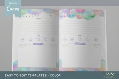Dream Journal for Kids Canva Template for Printable Products Product Image 6