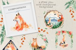 Woodland story Vol.2 Foxes Product Image 2