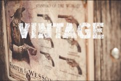 Old West - Western Font Product Image 1