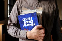 Cruise Travel Planner CUSTOMIZABLE CANVA TEMPLATE Product Image 4