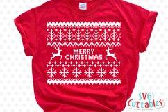 Christmas SVG Bundle   Christmas Sweater SVG Product Image 6