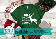 Pregnancy Announcement svg | Baby announcement, Oh deer svg Product Image 4