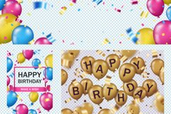 5 Posters for Birthday or other holiday Product Image 2