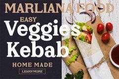 Prigille Hands - Bold Serif Font Product Image 6
