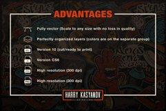 Graffiti Seamless Patterns Product Image 5