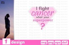 Cancer SVG Bundle | Awareness SVG | Breast Cancer Cut File Product Image 8