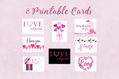 All Hearts Clipart Set Product Image 5