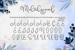 Childish - A Lovely Font Calligraphy Product Image 4