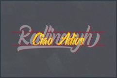 Redlineryh Typeface Product Image 5