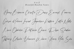 Schwitz Signature Sweet Casual Script Font Product Image 3