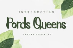 Pords Queens Product Image 1