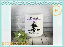 Underestimate Me funny sassy sarcastic witch t - shirt quote Product Image 4