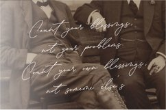 Antonio Fischer Signature Monoline Calligraphy Font Product Image 3