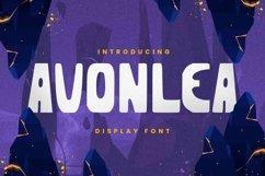 Avonlea Font Product Image 1