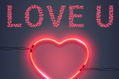 Hearts - A Font Love Story Product Image 2