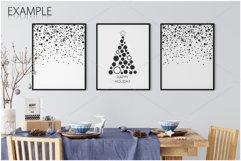 Christmas Frame & Wall Mockup Bundle Product Image 5