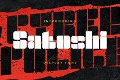 Satoshi Font Product Image 1