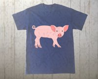 Pig SVG / Pig Clipart Product Image 2