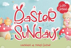 Easter Sunday Product Image 1