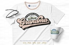 My Favorite People Call Me Grandma Product Image 3