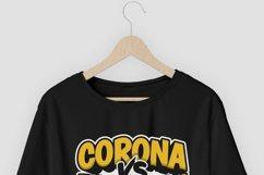 Covid-19 T-Shirt Designs Bundle Vol. 1 Product Image 4