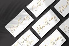 Adorefunny Handwritten Script Font Product Image 2