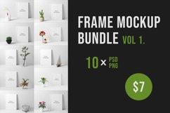 Frame Mockup Bundle Vol. 1 Product Image 1
