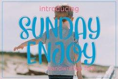 sunday enjoy Product Image 1