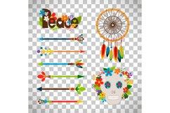 Hippie or boho elements Product Image 1