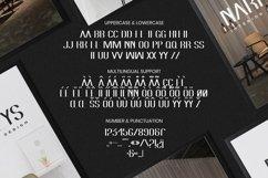 Web Font Splits Font Product Image 5