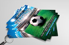 Soccer Cup | Modern Flyer Template Product Image 6